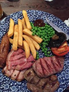 brittisk mat