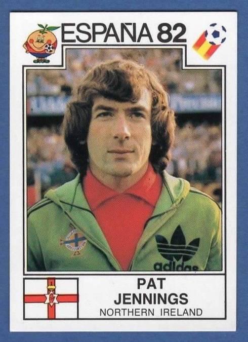 Pat Jennings - Nordirland (Spanien 1982)
